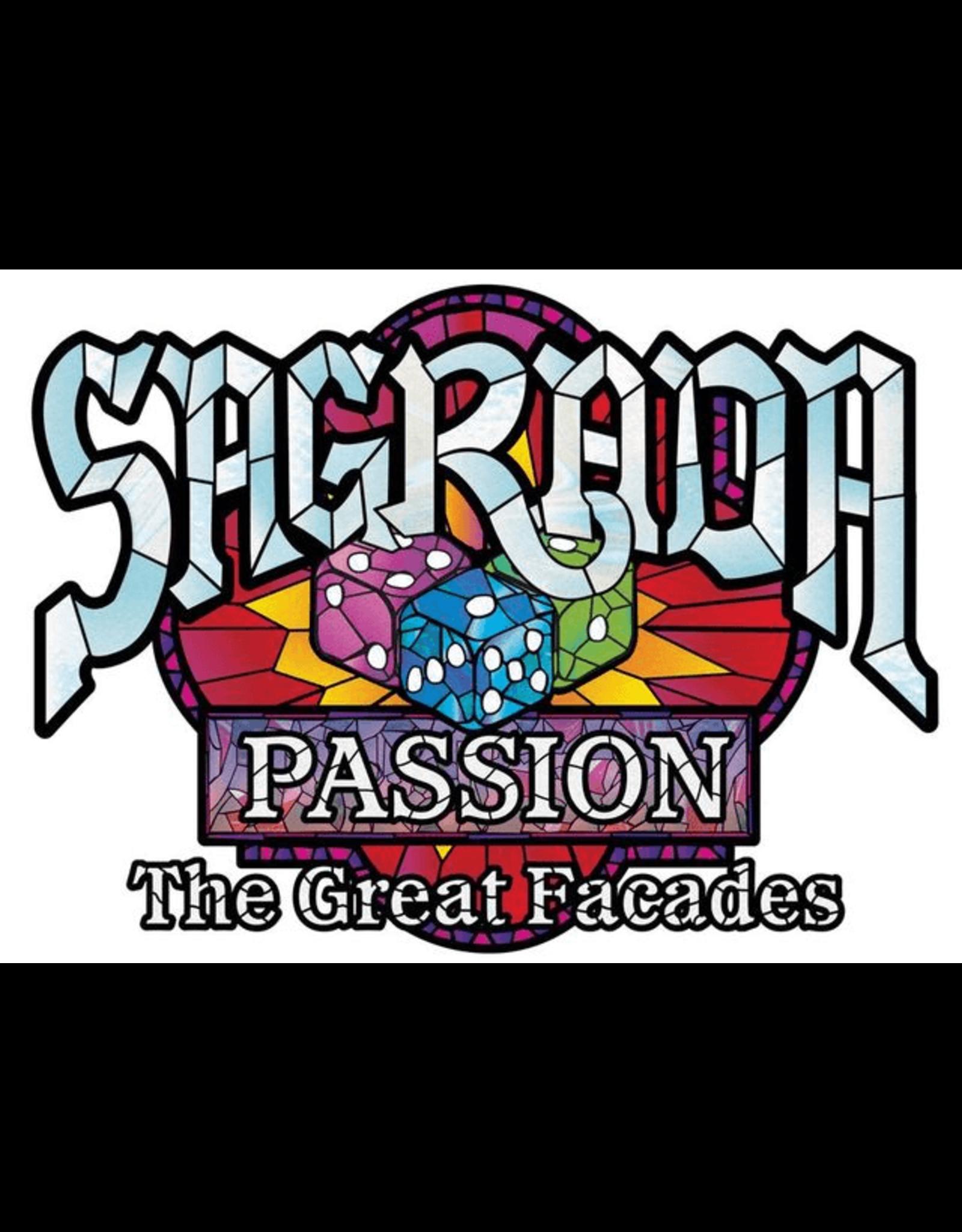 Floodgate Sagrada: Passion Exp