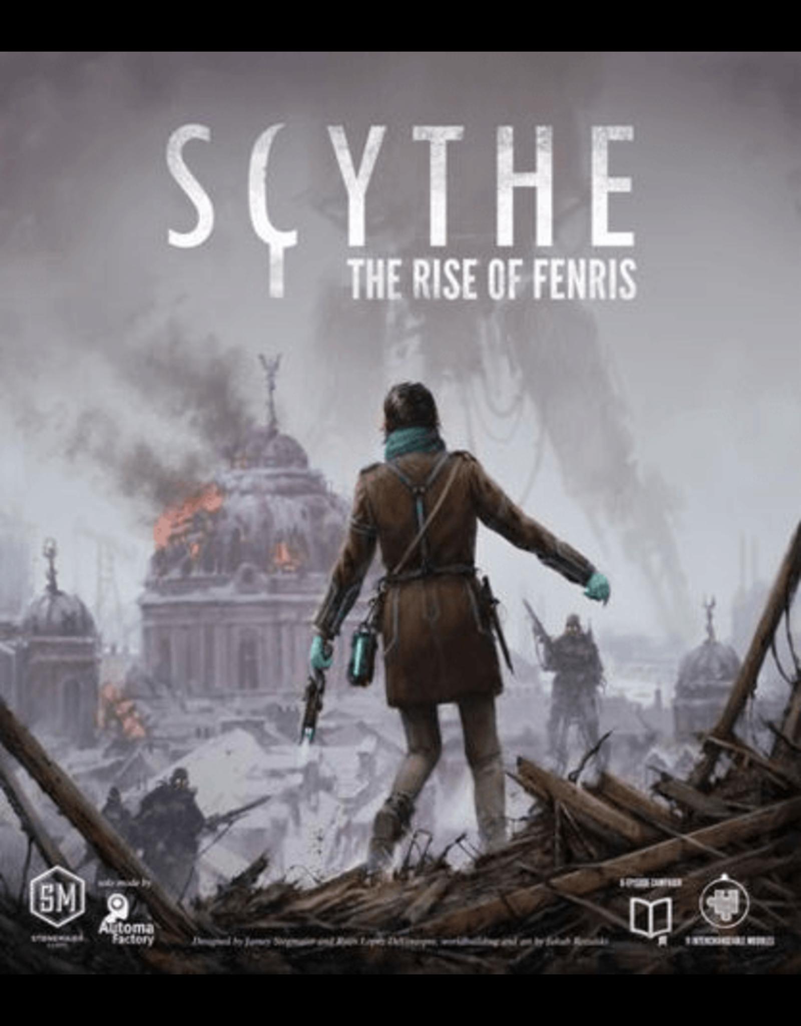 Stonemaier Scythe: Rise of Fenris