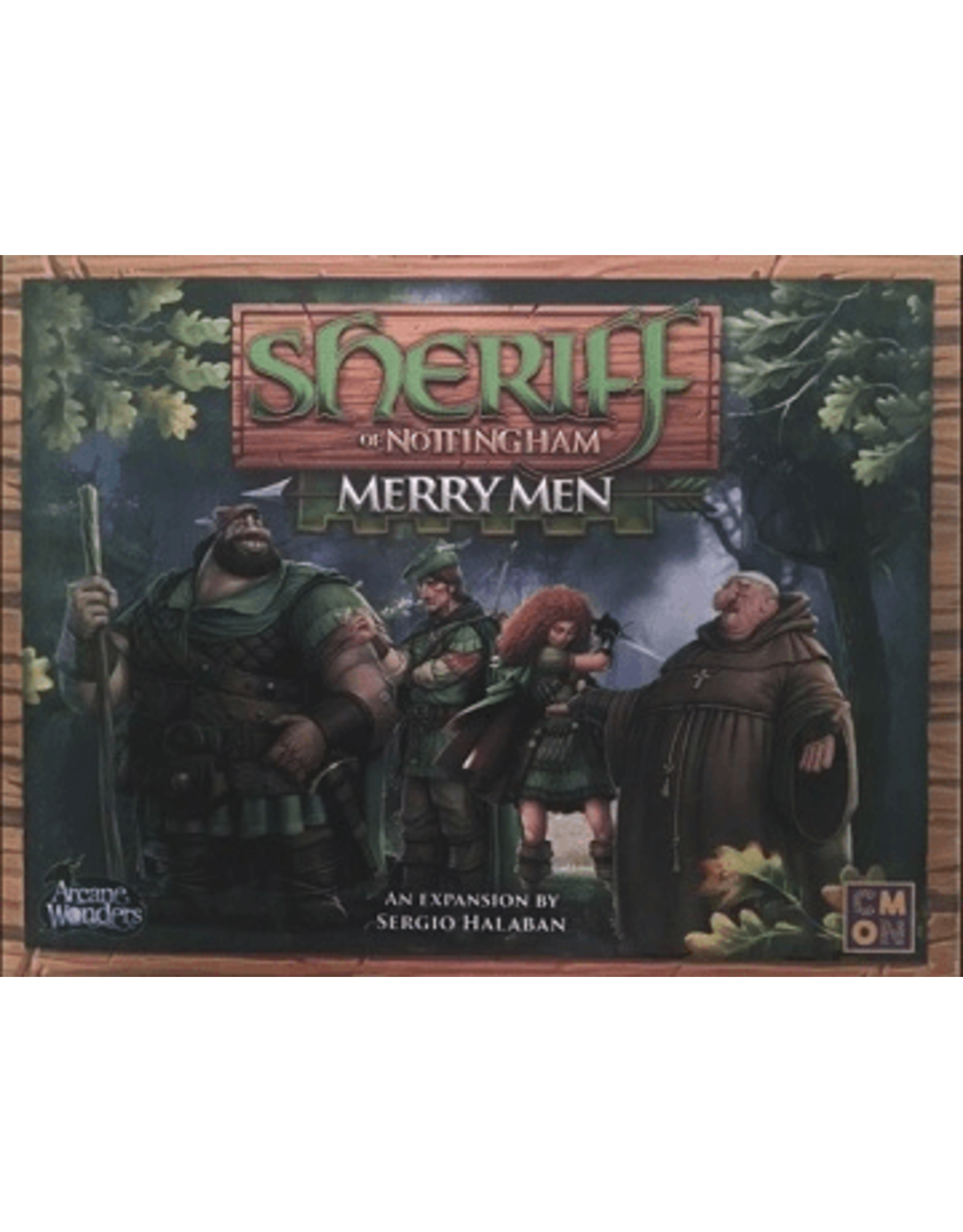 Arcane Wonders Sheriff of Nottingham: Merry Men Exp.