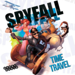 Cryptozoic Spyfall: Time Travel