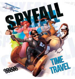 Cryptozoic Spyfall: Time Travel