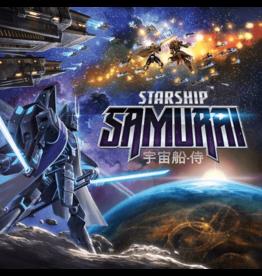 Plaid Hat Games Starship Samurai