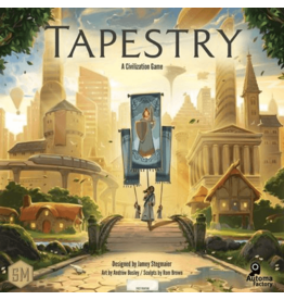 Stonemaier Games Tapestry