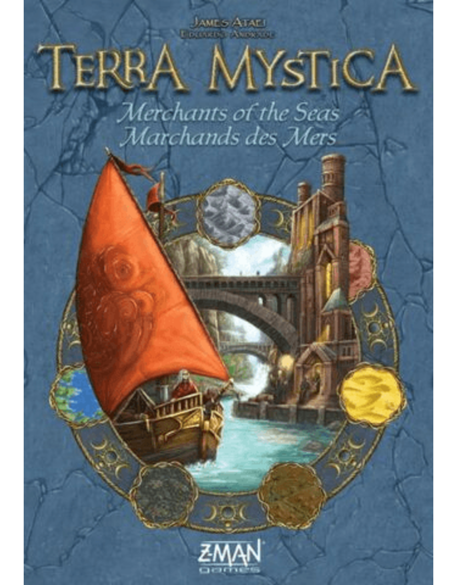 Z-Man Terra Mystica: Merchants of the Seas Exp