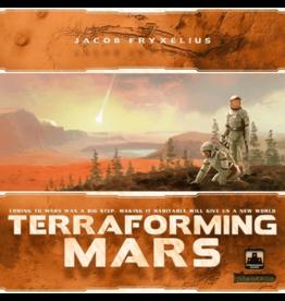 Stronghold Terraforming Mars
