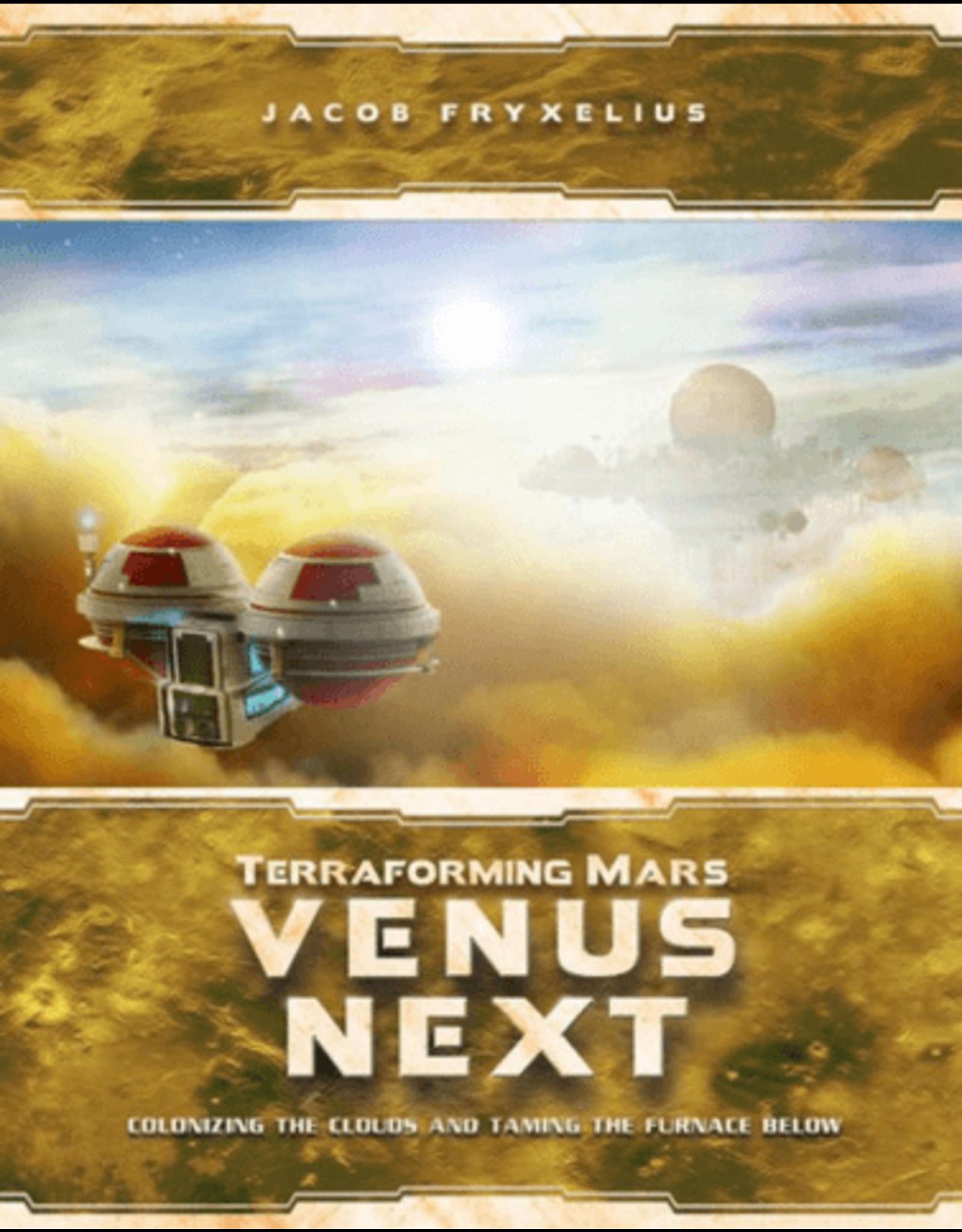 Stronghold Terraforming Mars: Venus Next