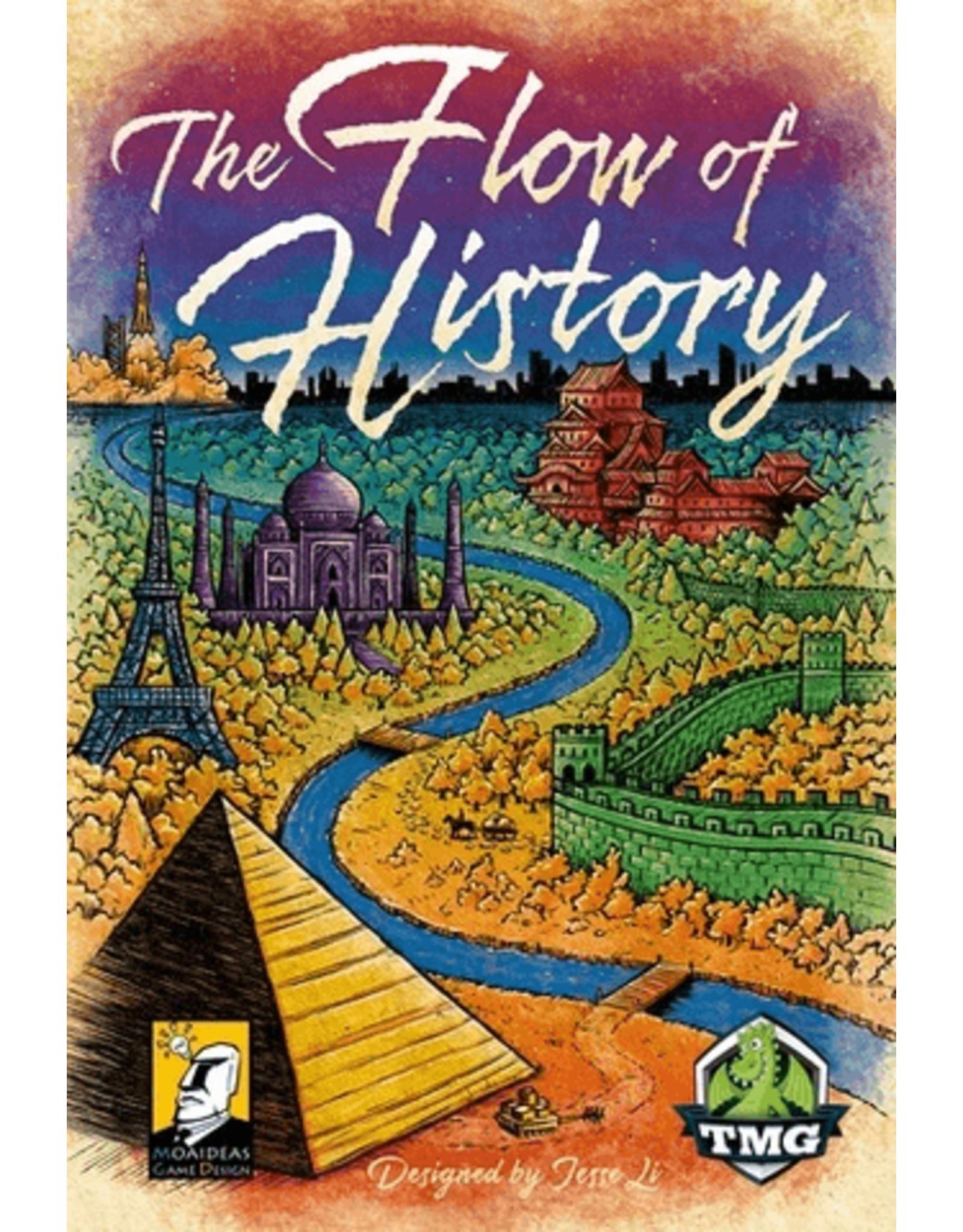 Tasty Minstrel Games The Flow of History