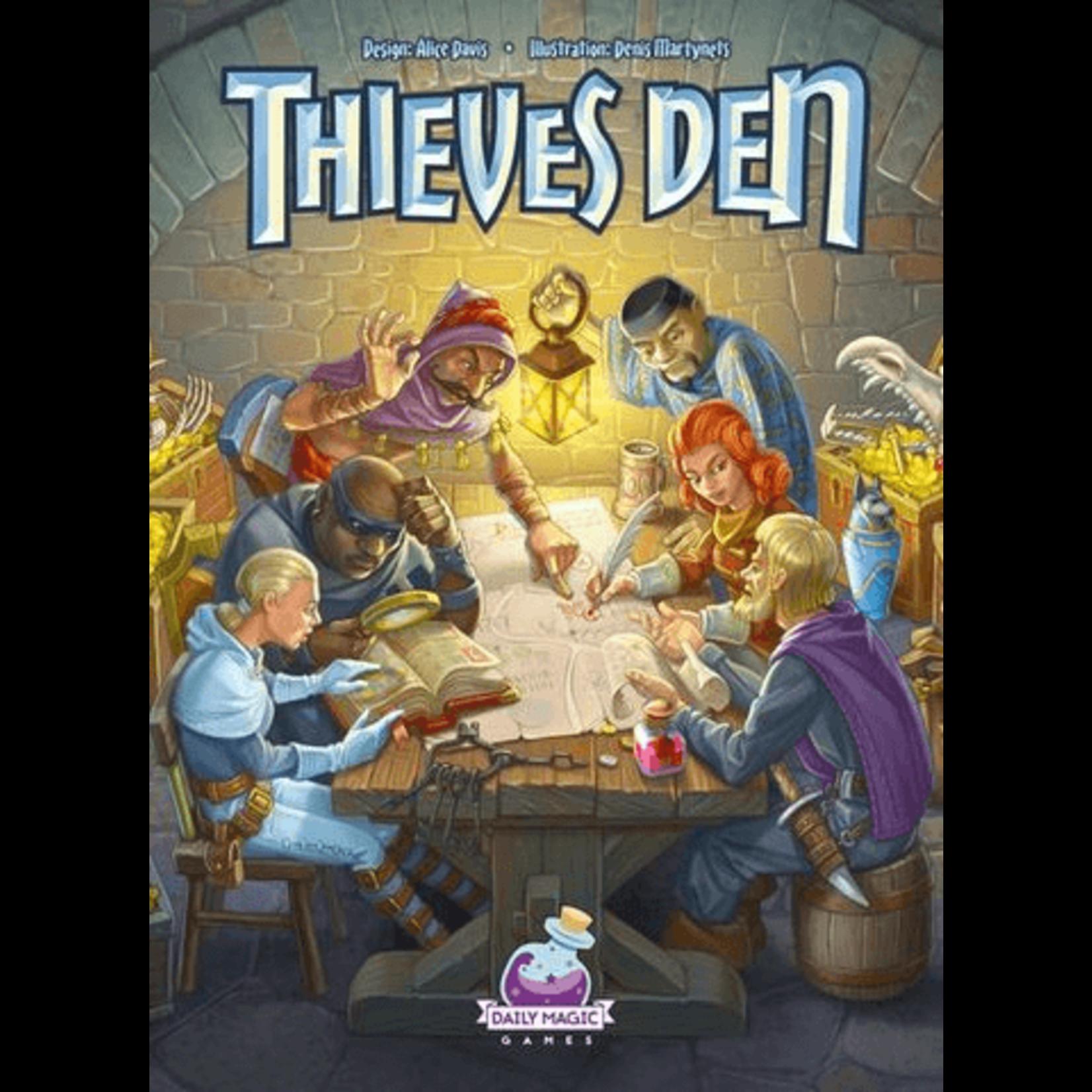 Daily Magic Games Thieves Den