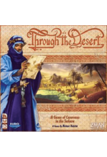 Z-Man Games Through the Desert