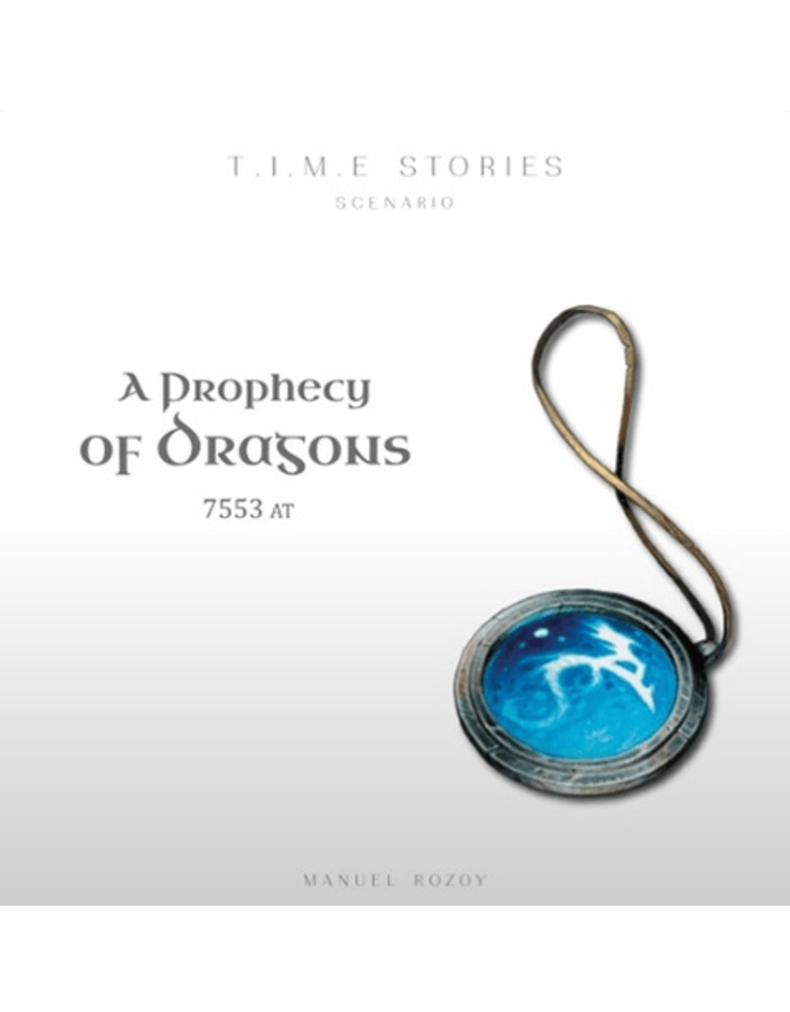 Asmodee TIME Stories: A Prophecy of Dragons