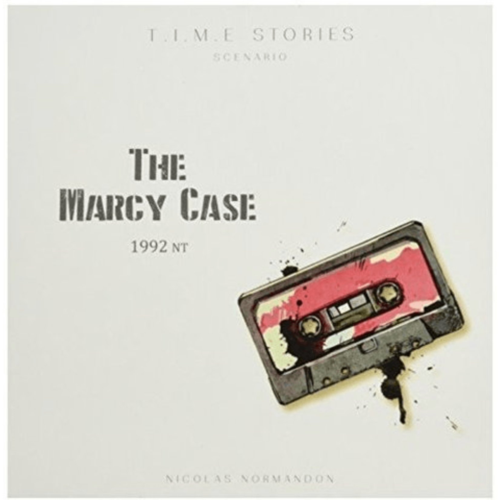 Asmodee TIME Stories: Marcy Case