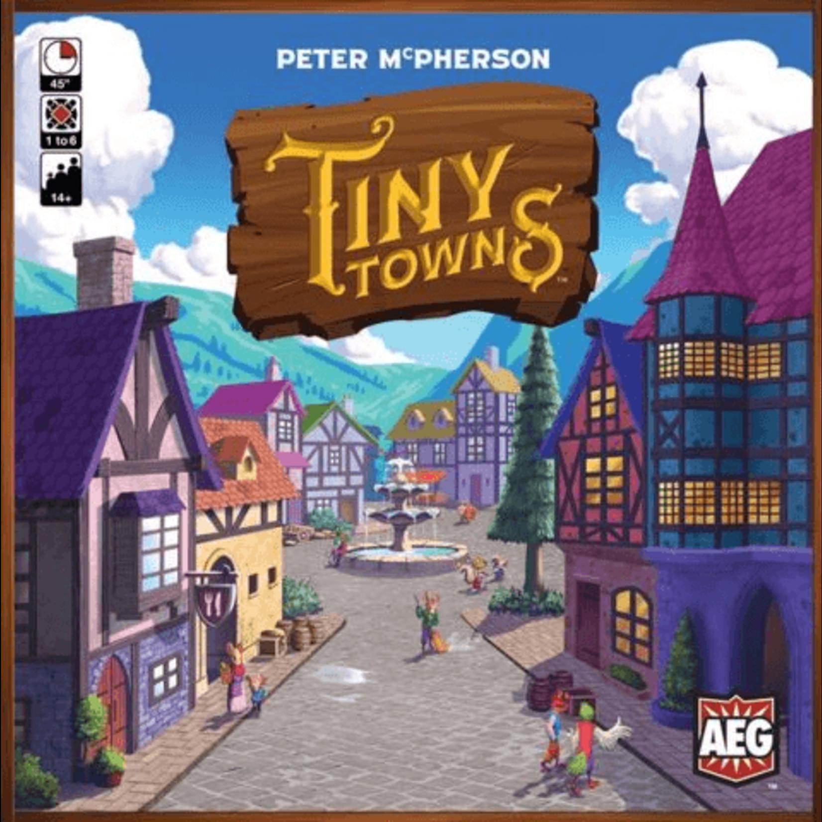 Alderac (AEG) Tiny Towns