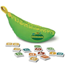 Bananagrams Bananagrams: My First