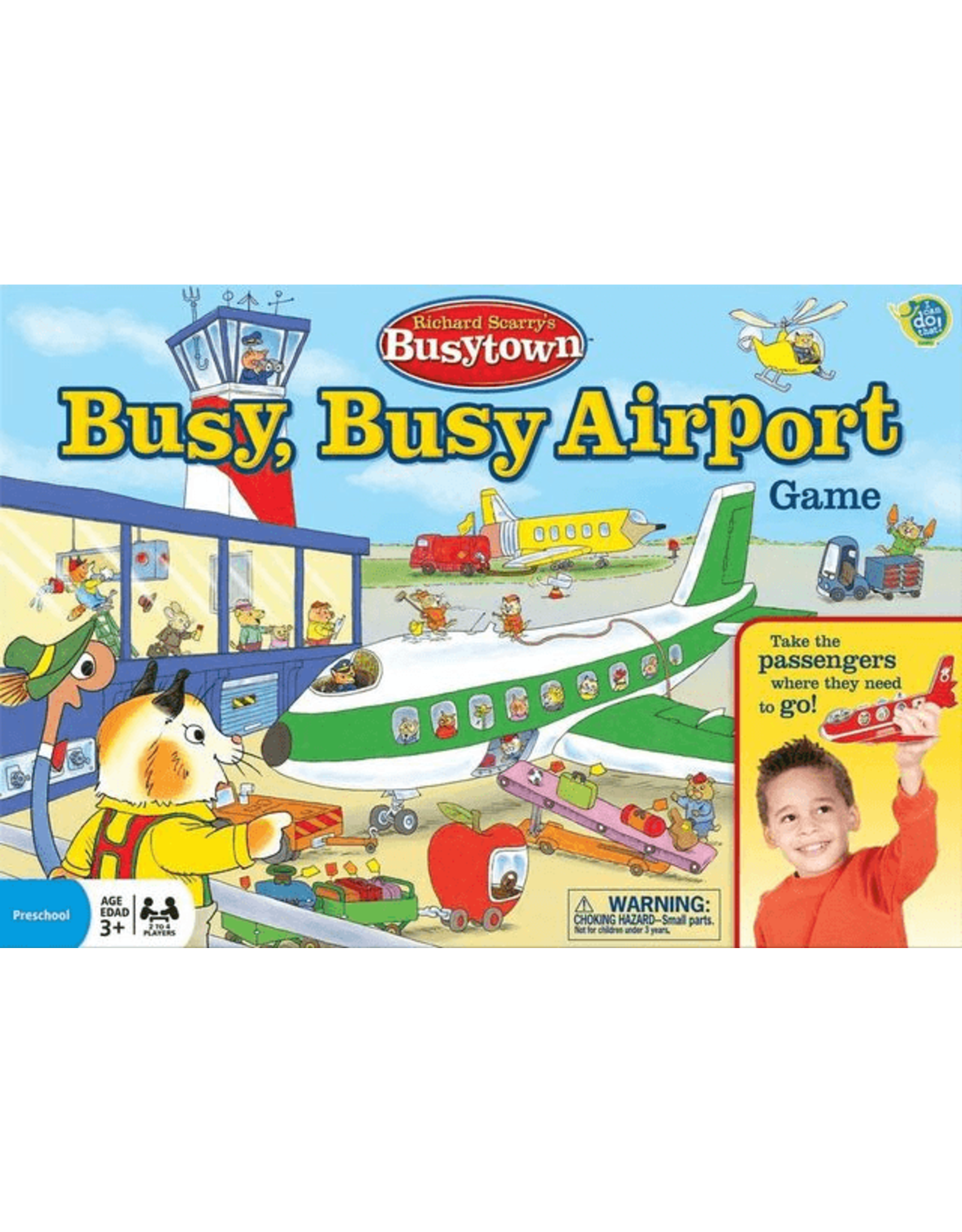 Ravensburger Busy Busy Airport
