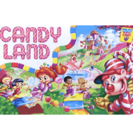 Winning Moves Games Candyland: Anniversary Ed