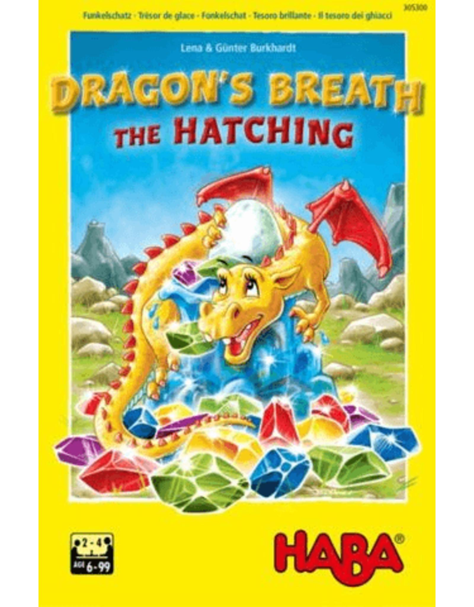 Haba Dragon's Breath The Hatching