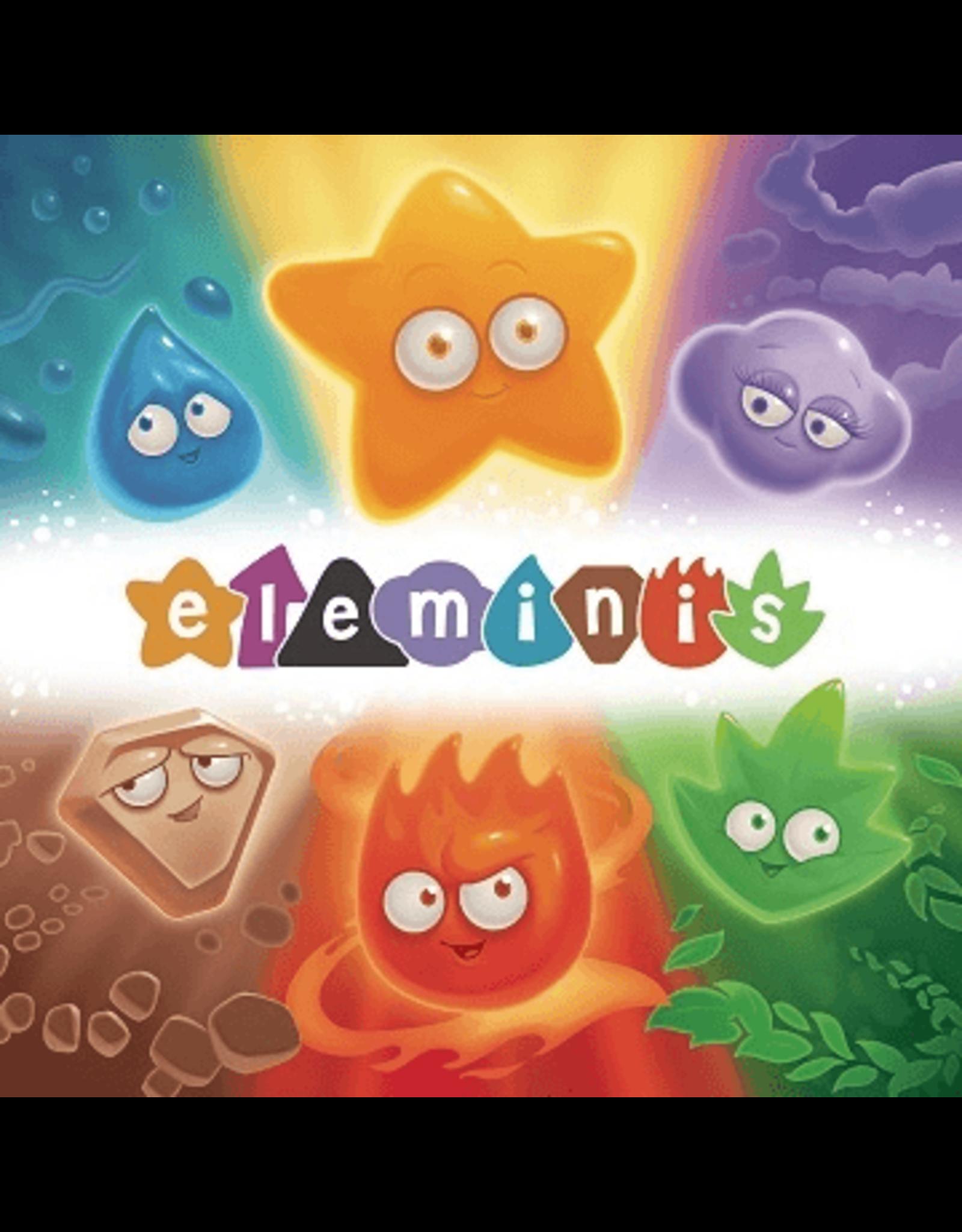Eleminis  2nd Ed.