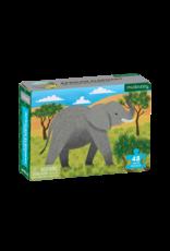 Mudpuppy African Elephant 48pc
