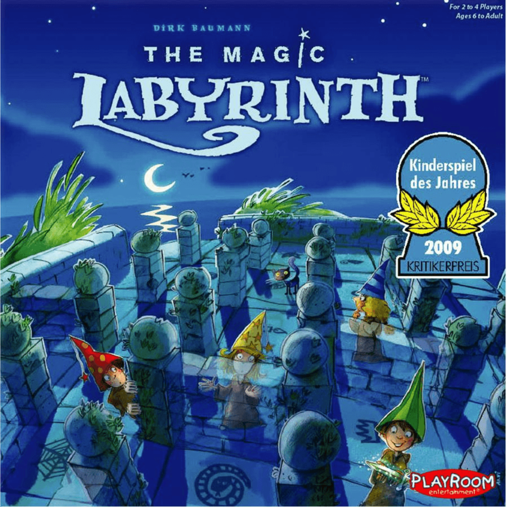 Magic Labyrinth