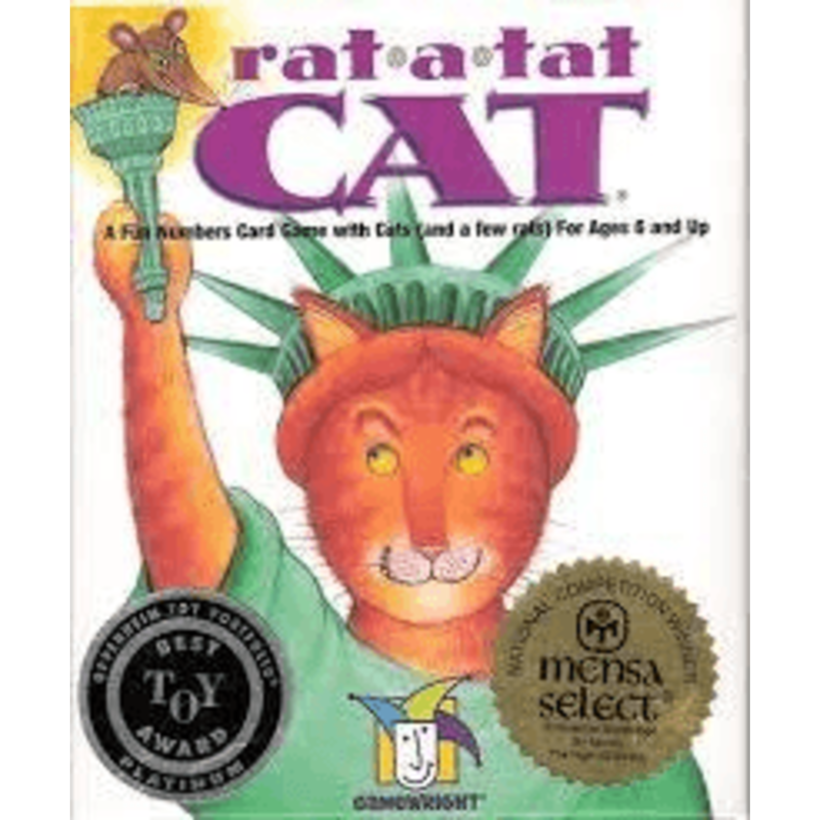 GameWright Rat-a-Tat Cat