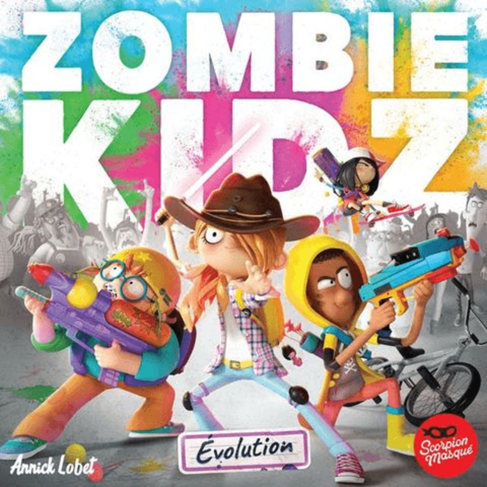 Iello Zombie Kidz Evolution