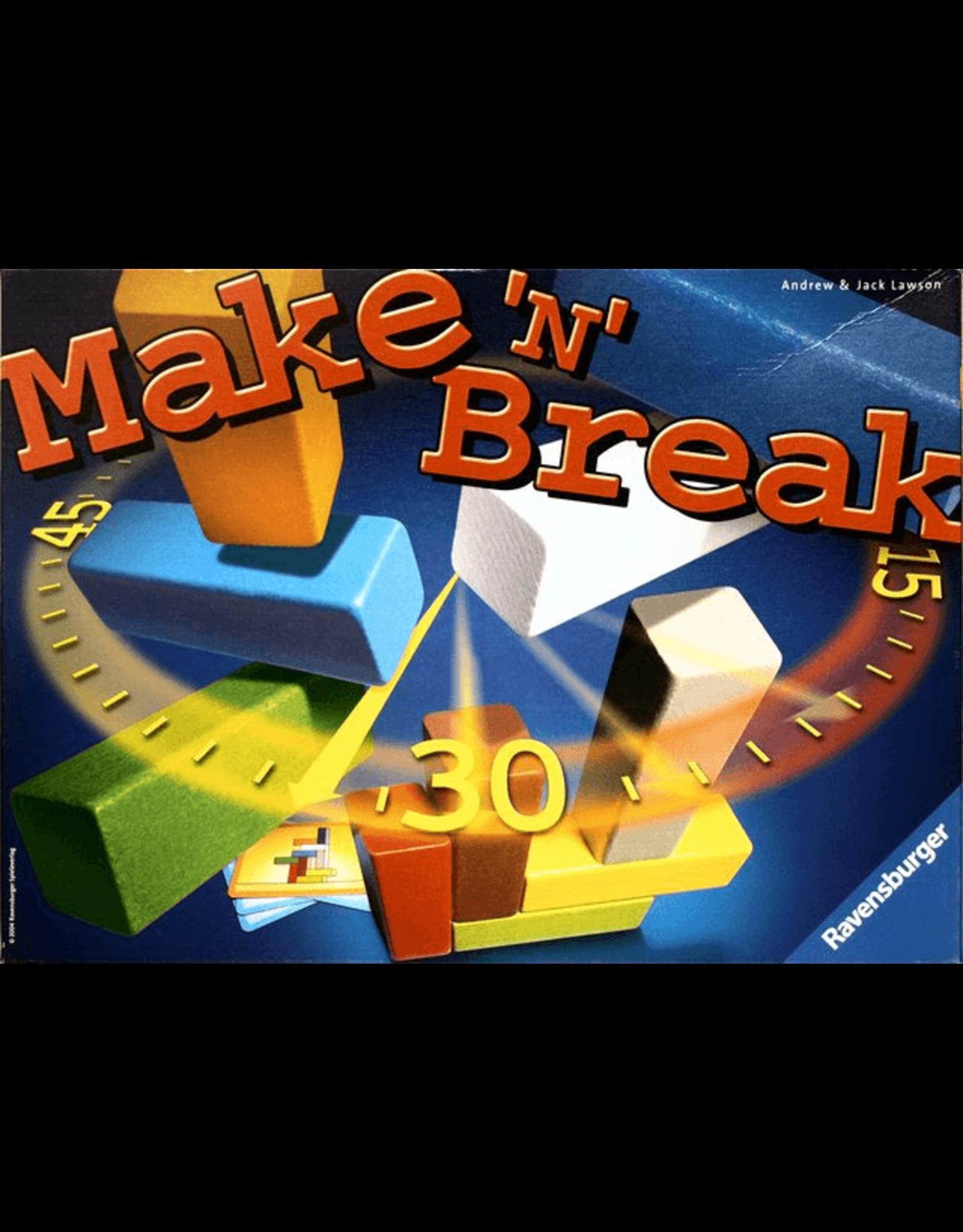 Make N' Break