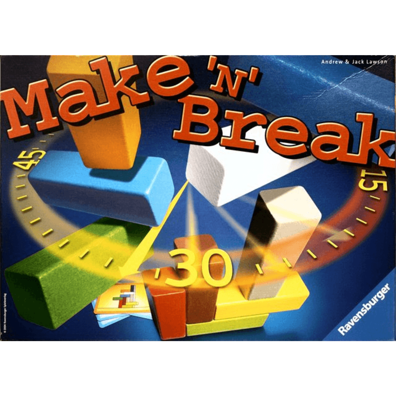 Ravensburger Make N' Break
