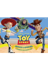 Toy Story Obstacles & Adventures: A Cooperative Deck Building Game