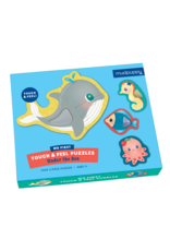 Mudpuppy Under the Sea: Touch & Feel 4 x 3pc