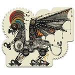 Artifact Puzzles Mechanical Griffin 207pc