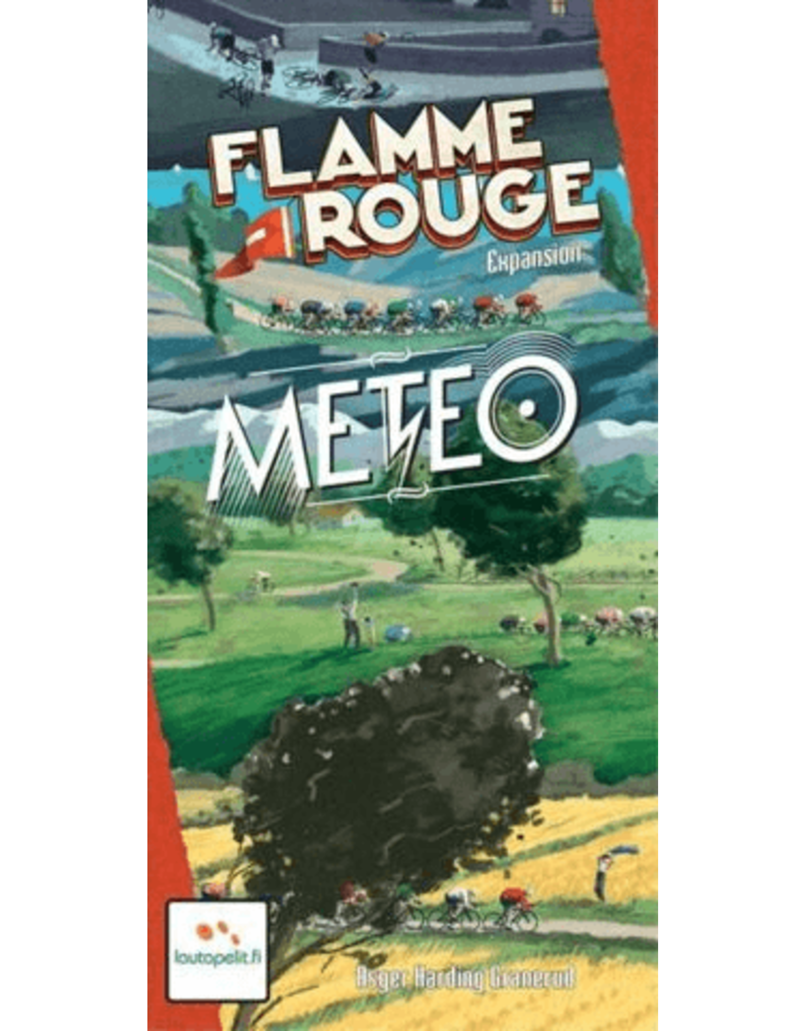 Stronghold Games Flamme Rouge: Meteo
