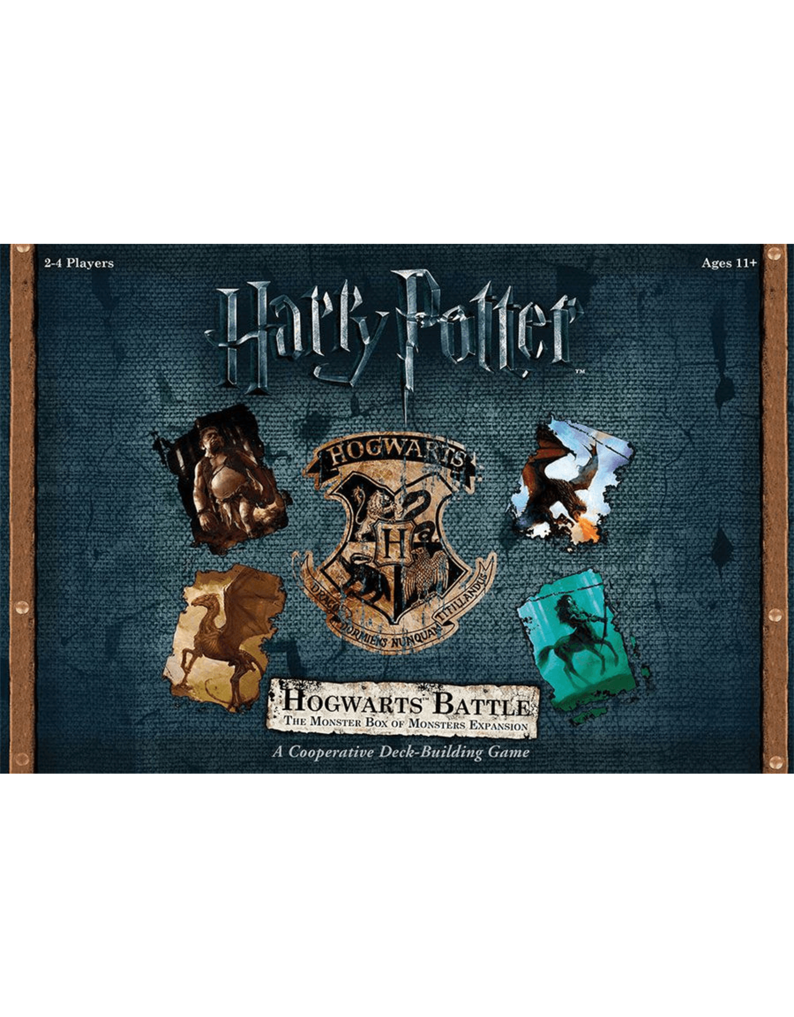 The Op Harry Potter DBG: Monster Box Exp