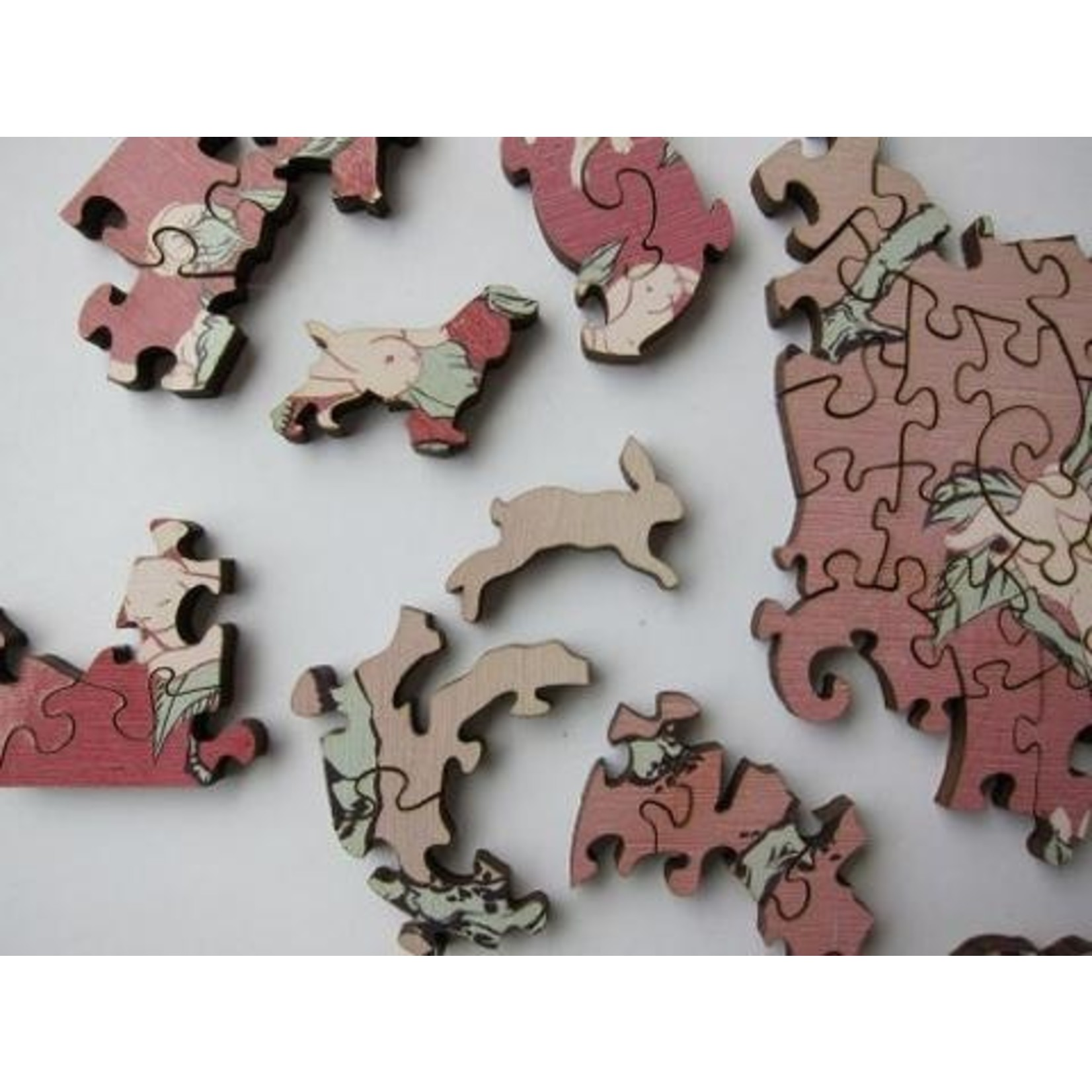 Artifact Puzzles Bunny Blossoms 380pc