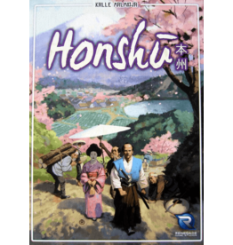 Renegade Game Studios Honshu
