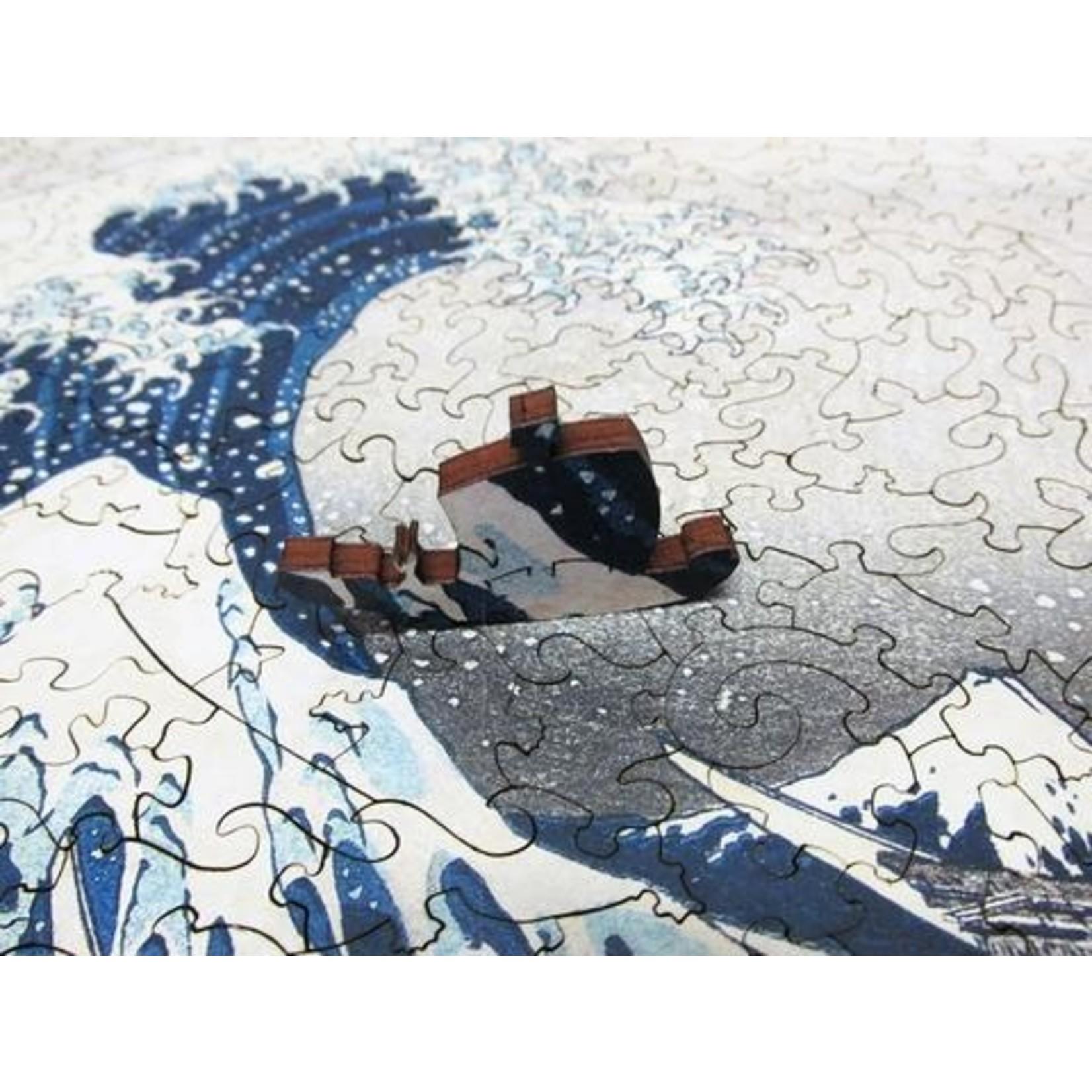 Artifact Puzzles Hokusai Wave 327pc