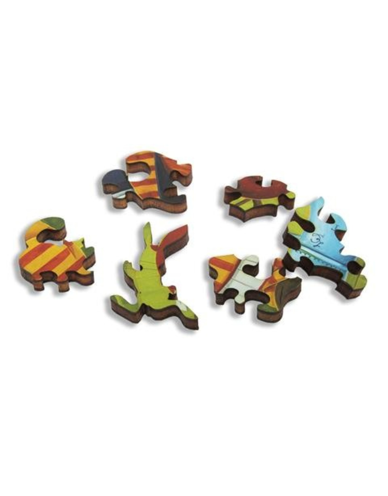 Artifact Puzzles Mad Tea Party 206pc