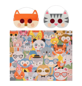 Wild and Wolf Animal Festival Decoder 100pc