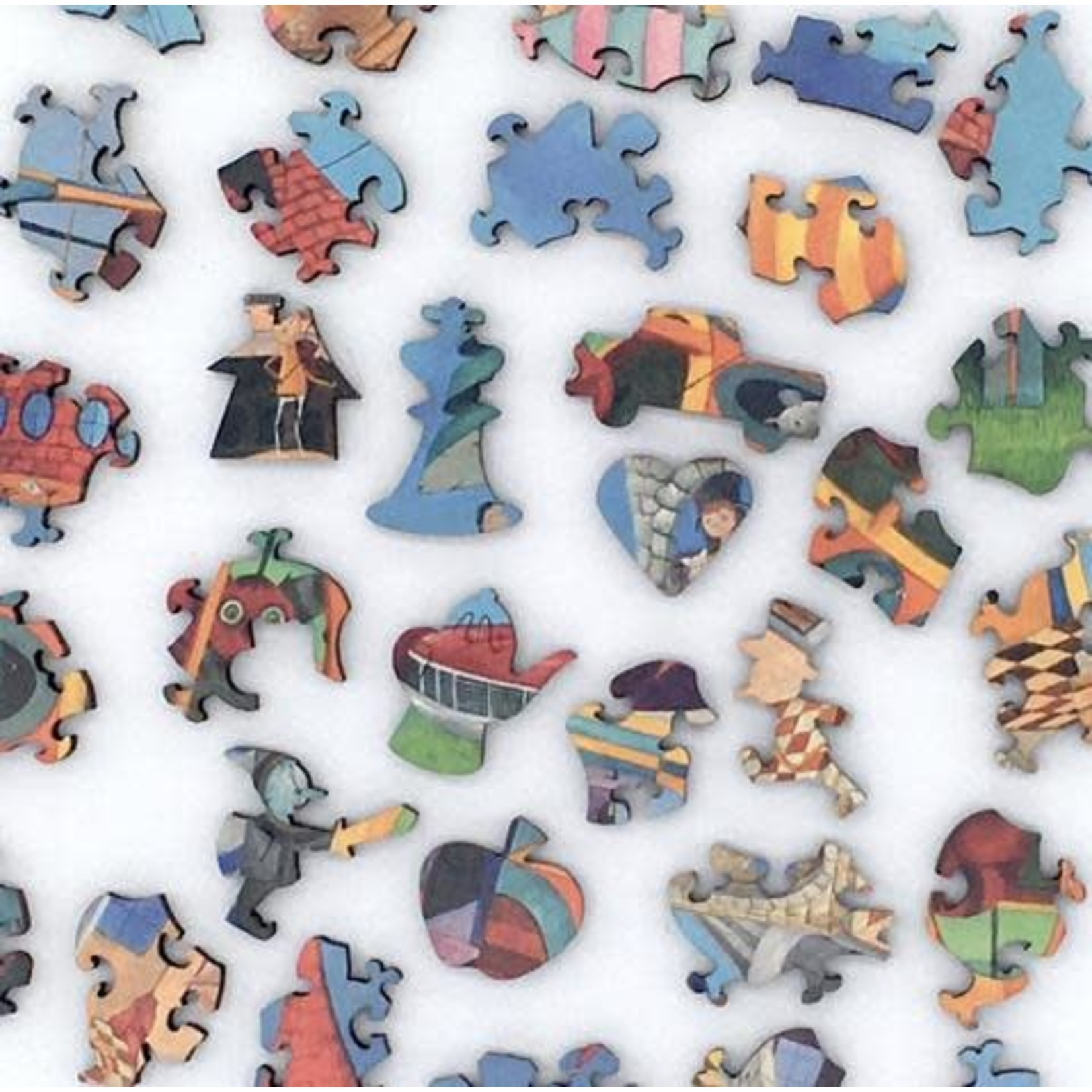 Artifact Puzzles Family House 185pc
