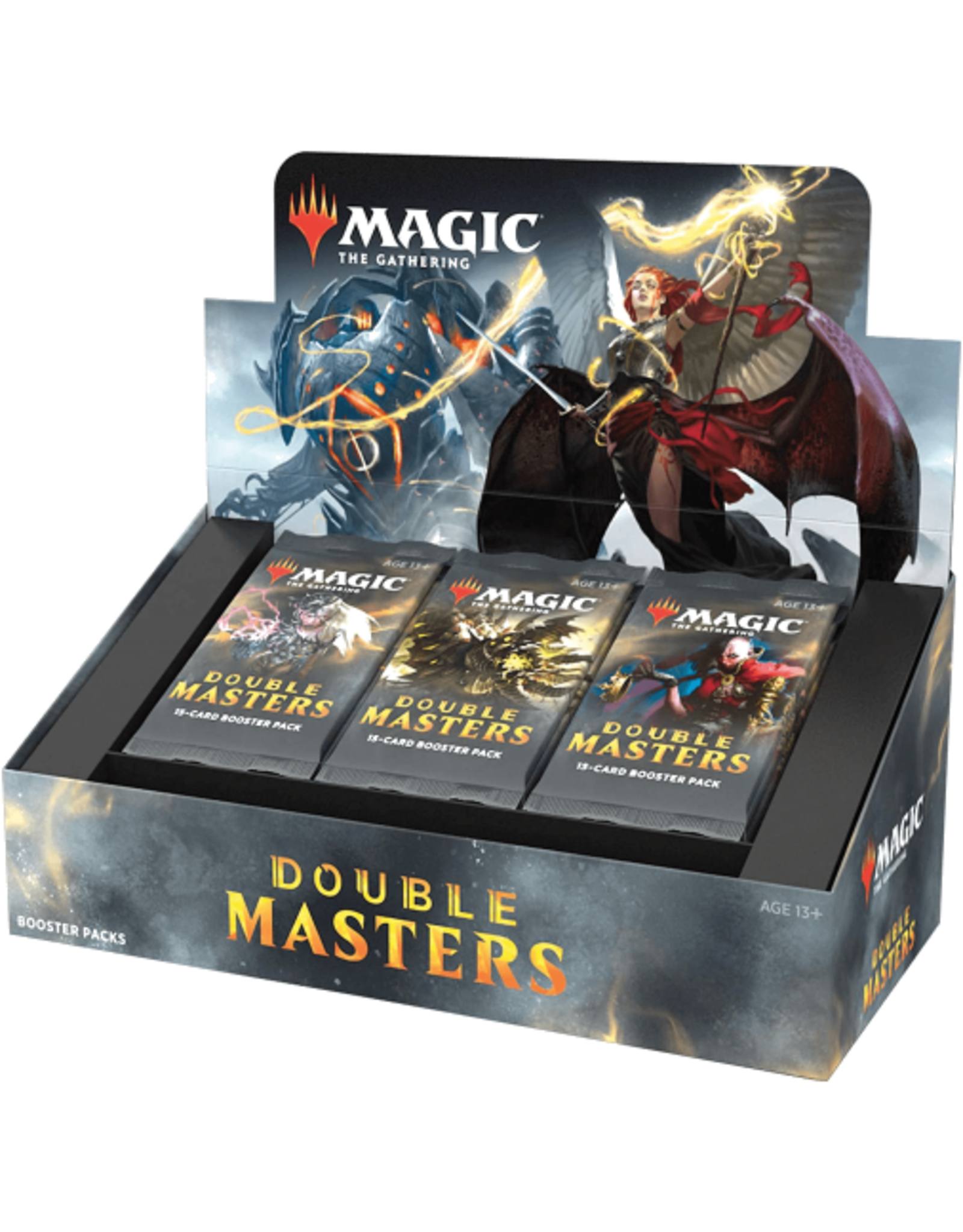 Wizards of the Coast MTG: Double Masters Bstr (Box)