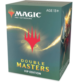 Wizards of the Coast MTG: Double Masters VIP Bstr