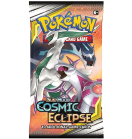 Pokemon: Cosmic Eclipse Bstr