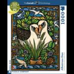 New York Puzzle Co Albatross Duo 1000pc