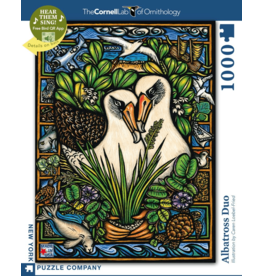 New York Puzzle Co Albatross Duo 1000pc