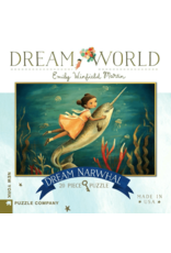 New York Puzzle Co Dream Narwhal 20pc