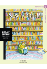 New York Puzzle Co Shelved 750pc