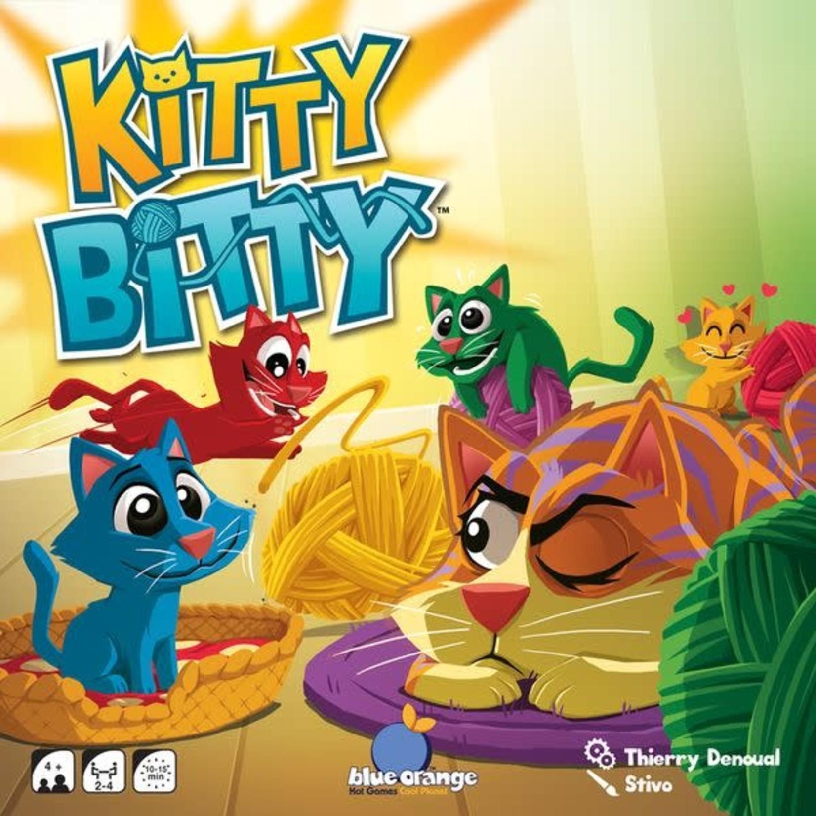 Blue Orange Games Kitty Bitty