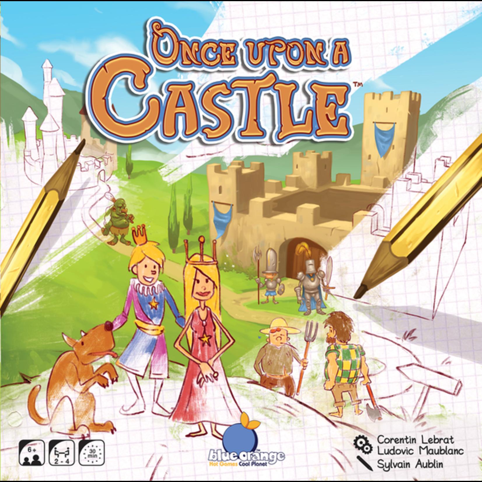 Blue Orange Games Once Upon a Castle