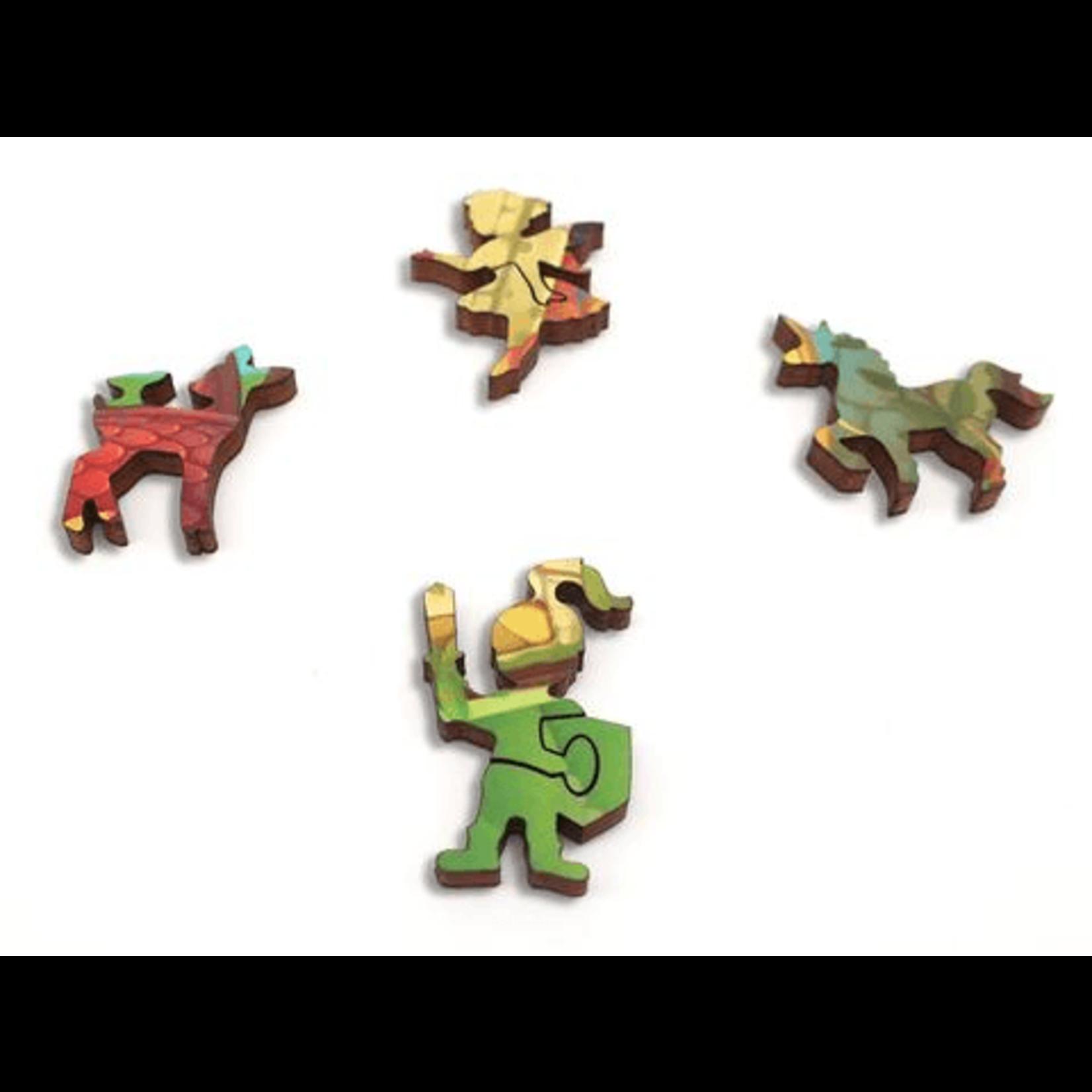 Artifact Puzzles Rapunzel 411pc