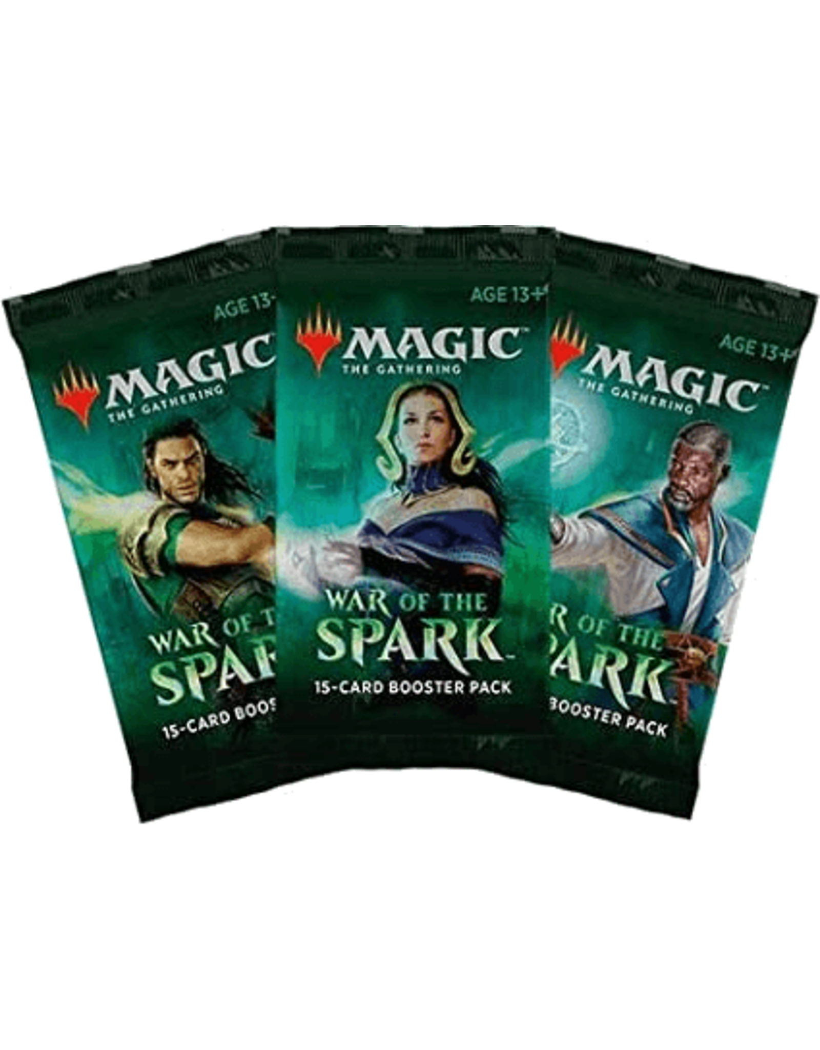 MTG: War of the Spark Bstr