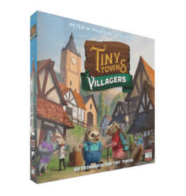 Alderac (AEG) Tiny Towns: Villagers